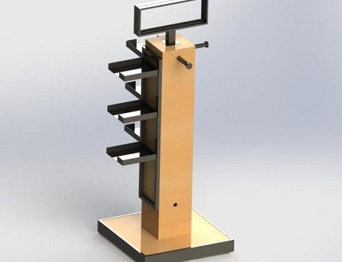 retail display stand TS6525