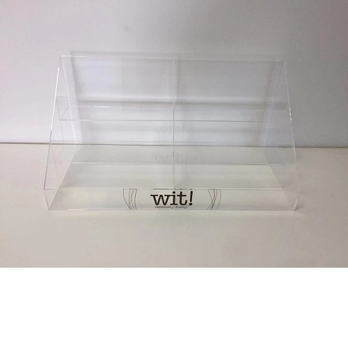 acrylic display rack