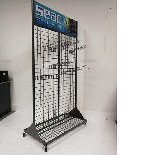 multi fuction display rack